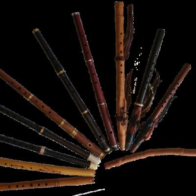 Flötenbau Workshops